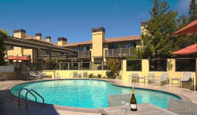 Hotel Abrego em Monterey