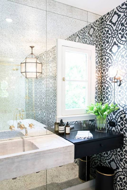 Three Incredibly Gorgeous Home Makeovers /// Design Fixation