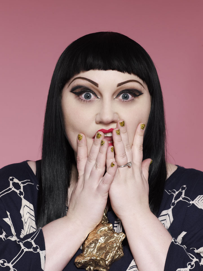 Beth Ditto Please Will You Be My Friend?