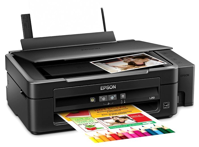 Free Download Epson L210 Printer Driver for All Windows Version