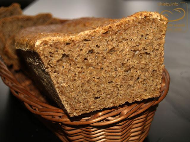 Chleb orkiszowy z kawą na ziemniakach