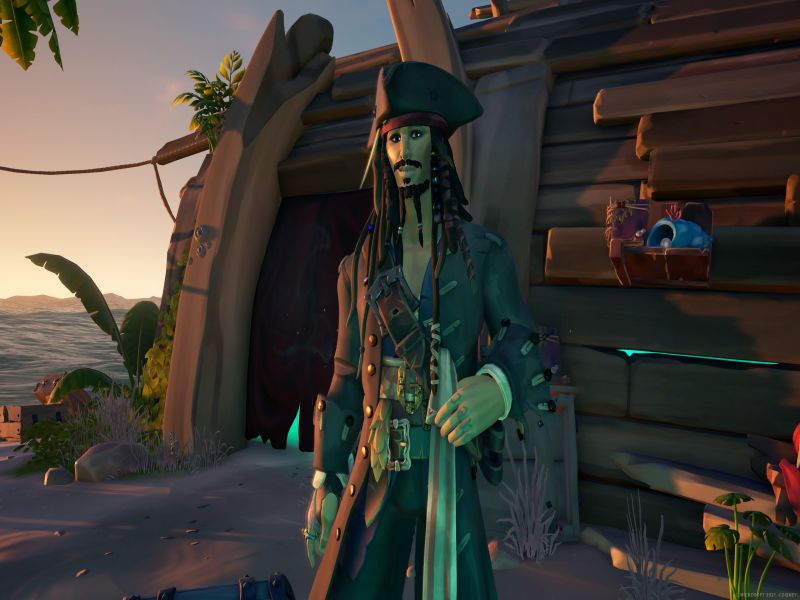 Download Sea of Thieves Game Setup Exe