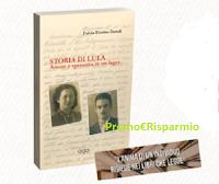 """Logo Vinci gratis copia del romanzo """"Storia di Lula - Amore e speranza in un lager"""""""