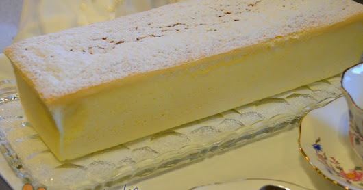 Japanese Cheesecake- Pastel de queso japones