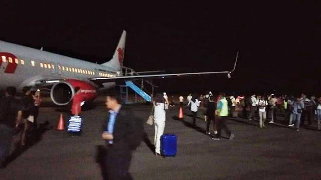 Miris! Lion Air Kembali Mengalami Insiden, Begini 5 Fakta yang Terjadi!