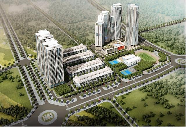 Chung cư Hải Đăng City HD Mon City Mỹ Đình Nguyễn Cơ Thạch