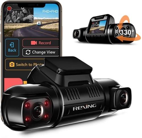 REXING V2 PRO Full HD Dash Cam Car Camera