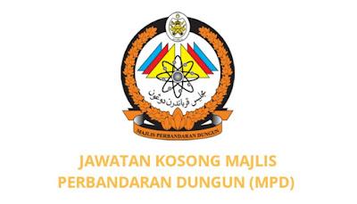 Jawatan Kosong Majlis Perbandaran Dungun 2019 (MPD)