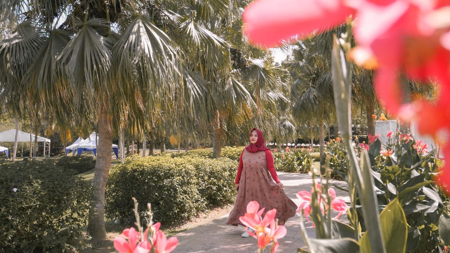 putrajaya botanic garden