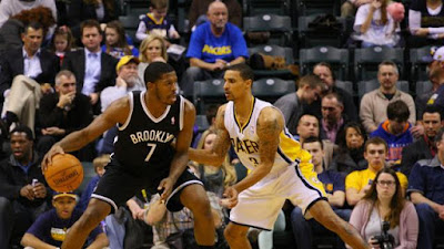 Indiana Pacers vs Brooklyn Nets