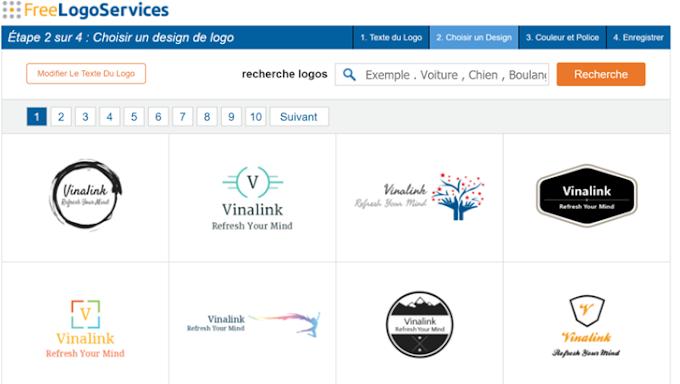 Top 5 ứng dụng Thiết kế logo trực tuyến miễn phí và đẹp