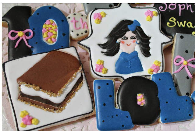 Back to school cookies, back to school cookies for high school best decorated cookies, the cookie  couture