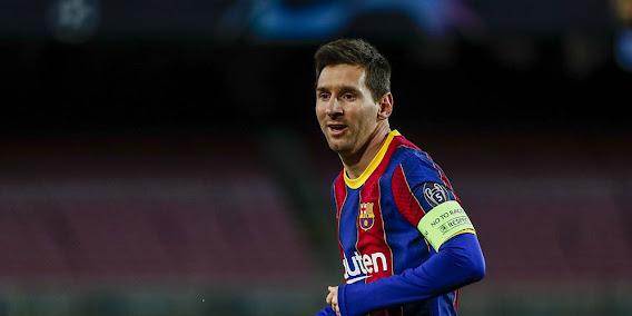 Gila! Empat Tahun di Barcelona, Messi Dibayar Rp 9,4 T