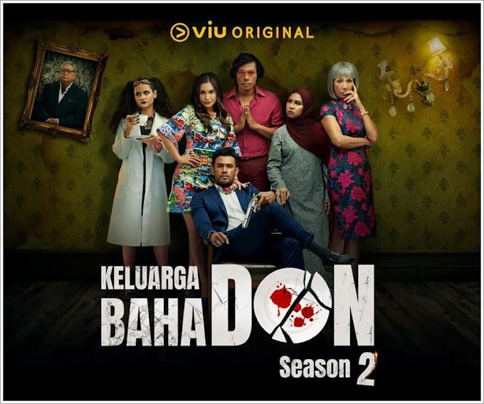 Drama | Keluarga Baha Don 2 (2020)