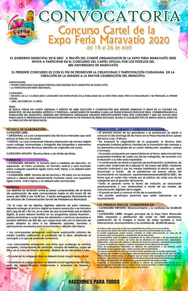 Feria Maravatío 2020