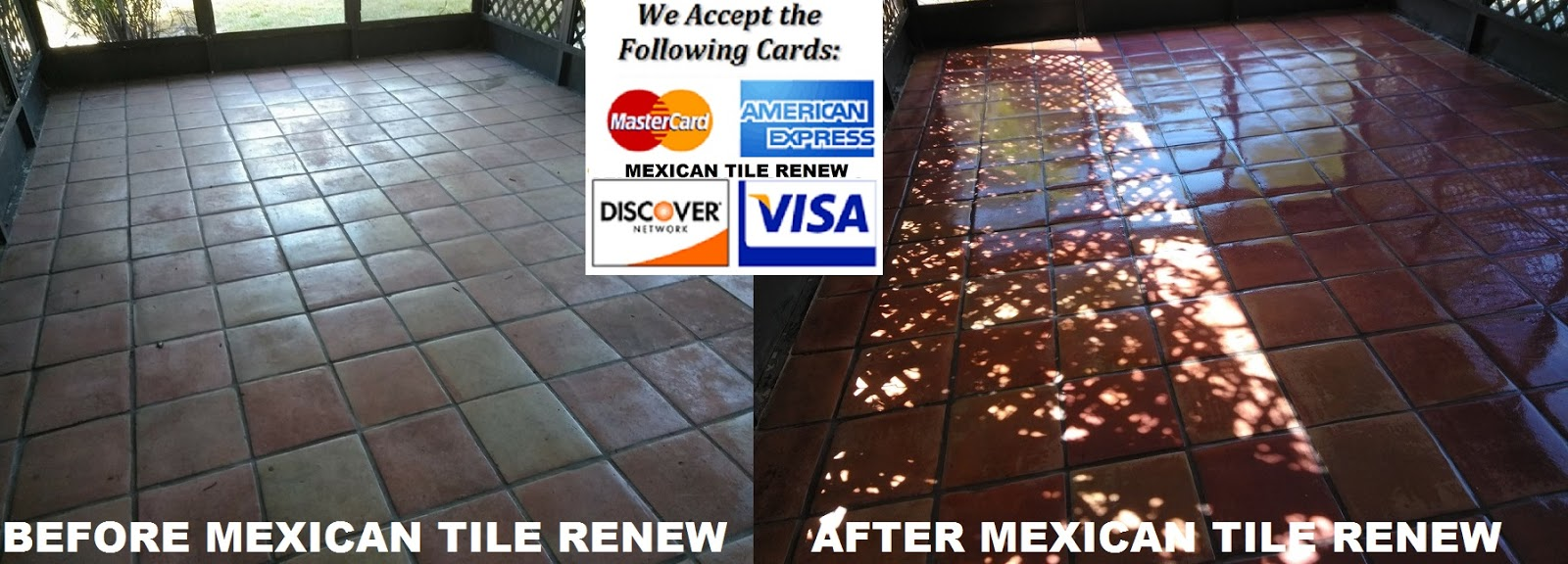Mexican tile renew sarasota fl cleaning sealing mexican tile renew project in bradenton fl with rubber pad stuck to the floor call 941 926 7444 dailygadgetfo Image collections