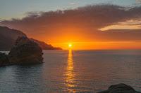 Sunset Sea - Photo by Gontran Isnard on Unsplash