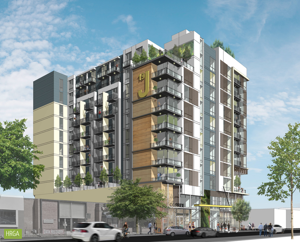 Mid Rise Apartments Houston