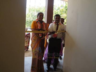 திகோ/விநாயகபுரம் கனிஷ்ட வித்தியாலத்தின் புதிய கட்டிட திறப்பு விழா