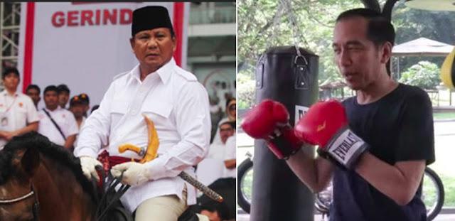 Ini yang Bikin Prabowo Bakal Sulit Libas Jokowi di Pilpres 2019
