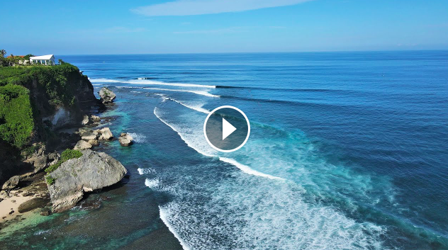 Glassy Barrels For Breakfast - Uluwatu - April 3rd 2021