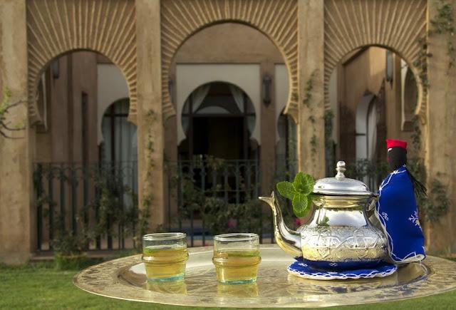 Dwa marokańskie wesela. Część #2 - uroczystość pana młodego