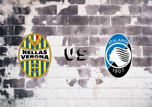 Hellas Verona vs Atalanta  Resumen