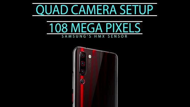 বিশ্বের প্রথম ১০৮ মেগাপিক্সেল এর ক্যামেরা নিয়ে আসছে শাওমি । Xiaomi MI Mix 4 is Coming With 108 MP Camera