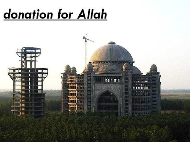 Manfaat Sedekah ke masjid