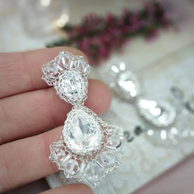 Biżuteria ślubna Wielki Gatsby