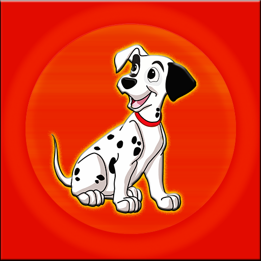 Dalmatian Dog Escape Walk…