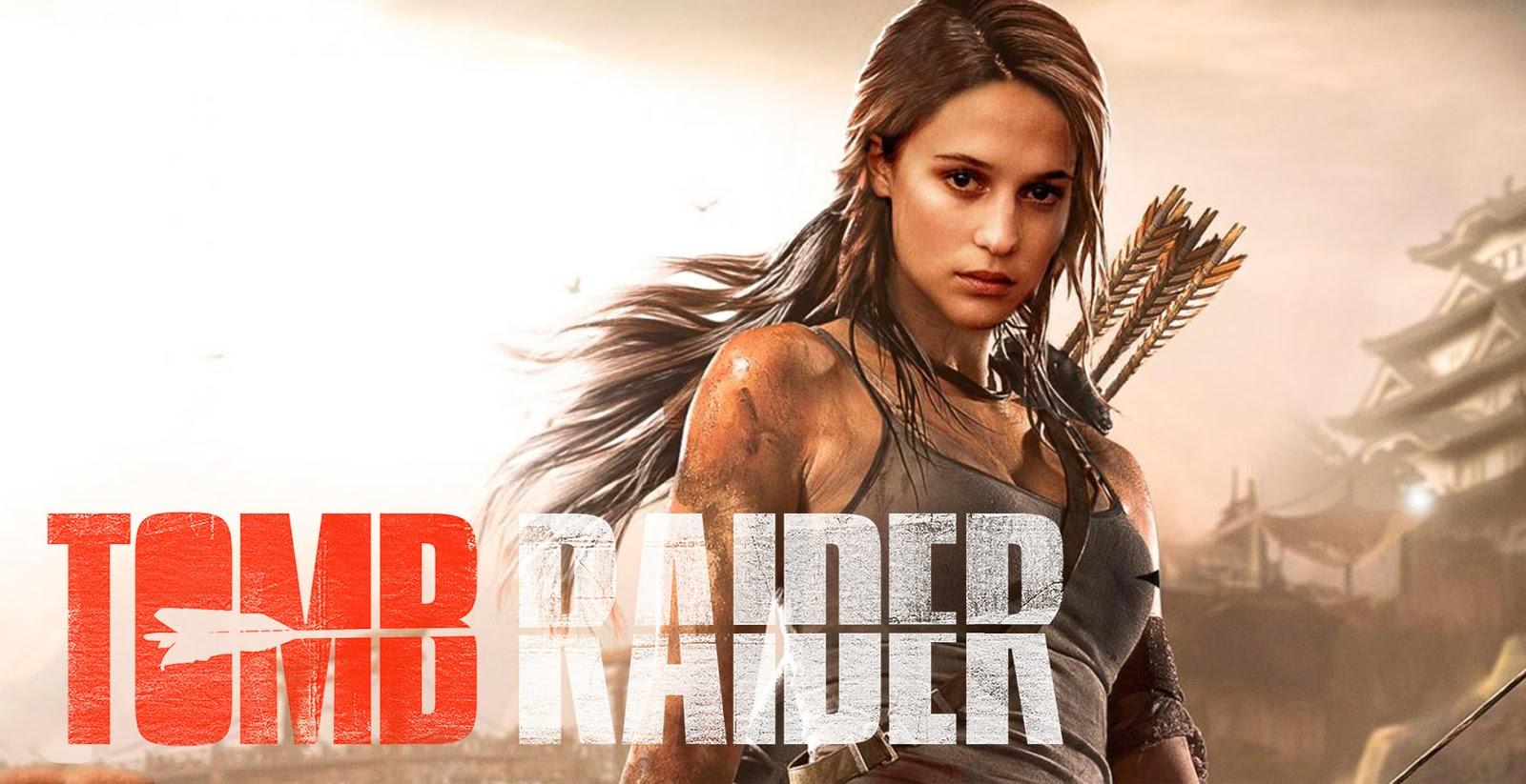 Tomb Raider: A Origem [Filme Dublado]