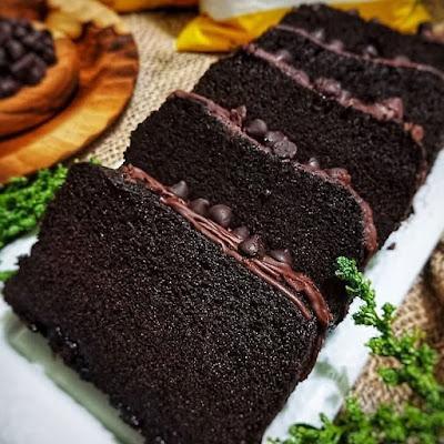 Resep Gluten Free Steam Brownies Cake