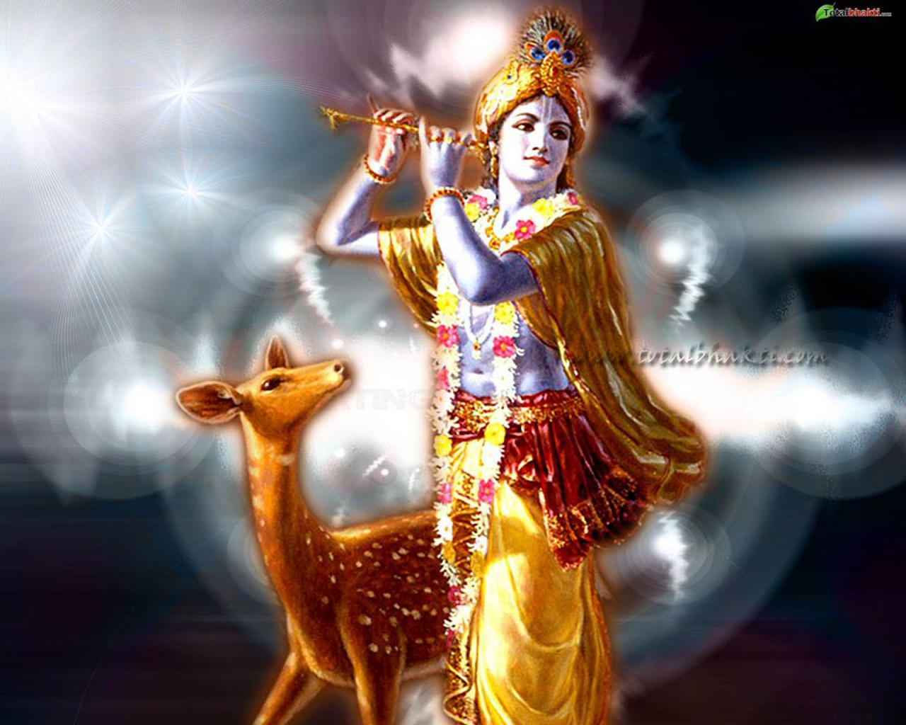 Sri Krishna Paintings 2