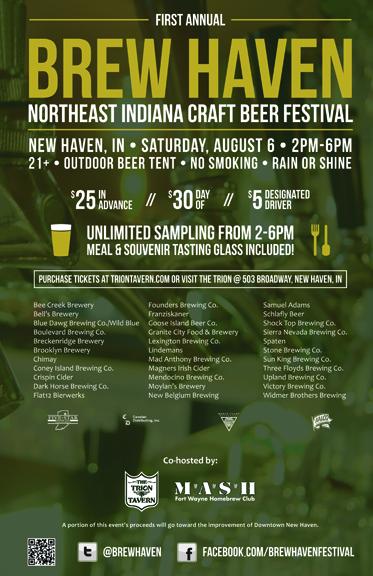 Fort Wayne Craft Beer Festival