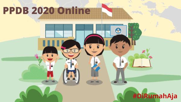 cara daftar peserta didik baru ppdb 2020 secara online