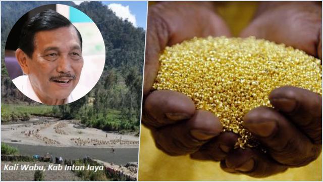 Fakta Blok Wabu yang Bikin Luhut Laporkan Haris Azhar, Kandungan Emas Rp207 Triliun!