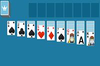 solitario di carte doppio