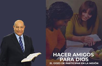 Comentario de Escuela Sabática en Video   Alejandro Bullón   3er Trimestre 2020   Hacer amigos para Dios