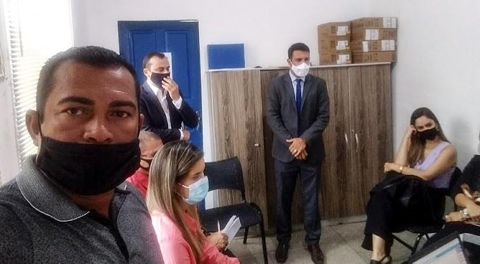 Alagoas - Agentes de Saúde fizeram articulação com a prefeitura e procuradores para garantir Incentivo, salários e Plano de Cargos, Carreiras e Salários.