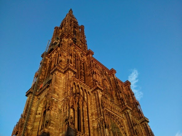 Notre-Dame cathedral Strasbourg