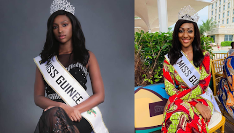 Mariam Toure es Miss World Guinea 2019