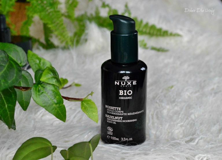 Nuxe Bio Odżywczy olejek do ciała Orzech Laskowy