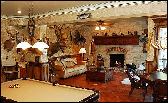 Decorating theme bedrooms - Maries Manor: man cave
