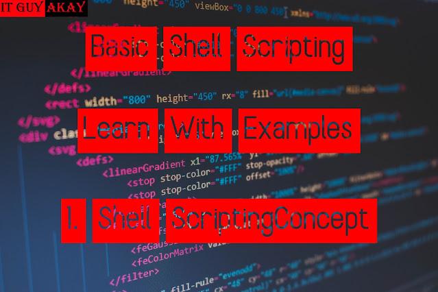 Learning Shell Scripting