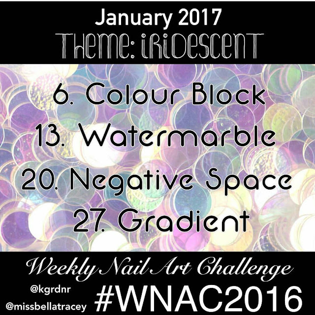 WNAC January 2017 Day 6 - Color Block