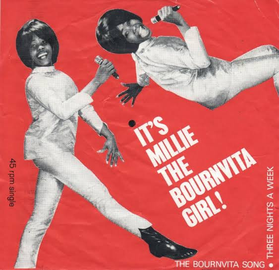 millie small the bournvita girl