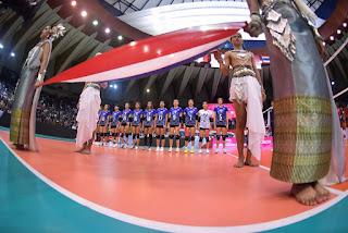 Xem lịch thi đấu của các tuyển thủ nữ Thái Lan mà phát thèm…?