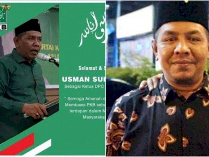 Politisi PKB Gembong Narkoba Usman Sulaiman Ditangkap BNN, Padahal Mau Bawa PKB Jadi Terdepan