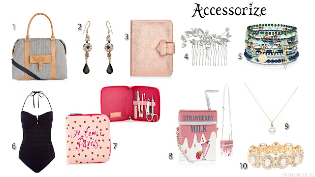 UK Accessorize Style fashion